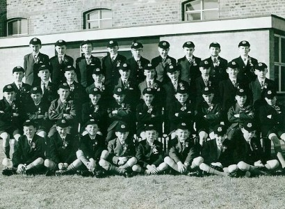 1966 St Joseph's Primary Confirmations Back Row left to right - Pat Toner, Brendan Friel, Peter Kenny, Kieran Barker, ?, ?, Joseph Brady, ?, Damien Wiggins. Row 3 left to right - ?, Frank Duff, ?, ?, ?, Raymond Farrelly, ? Paul Culley, Aonghus McAnally, ?. Row 2 left to right - ?, Peter Synnott, ?, ?, ?, Paul O'Keefe,?, ?, ?, ?. Front left to right - ?, ?, Brendan Duff, ?, Liam Brady, George Staunton, Colm O'Keefe, Vincent Barrett.