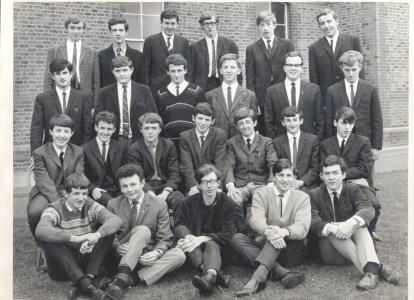 Leaving Cert Class of 1967 6A