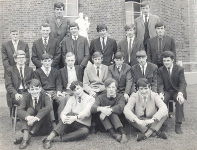 Leaving Cert Class of 1967 6C