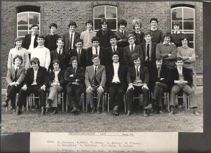 Class of 1970 6A