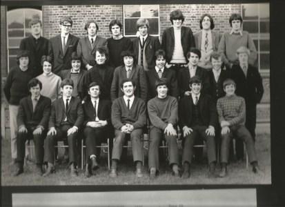 Leaving Cert Class of 1970 6B