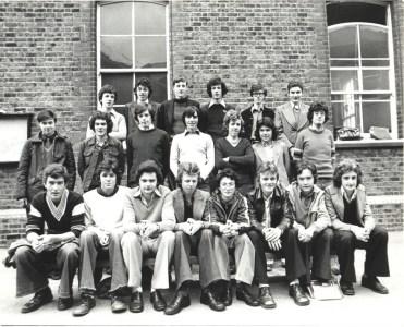 Leaving Cert Class of 1976 6A