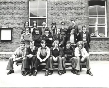 Leaving Cert Class of 1976 6B