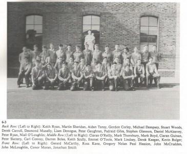 Leaving Cert Class of 1994 6-3