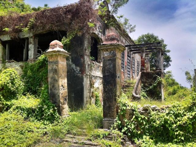 Reef Bay Great House Ruins