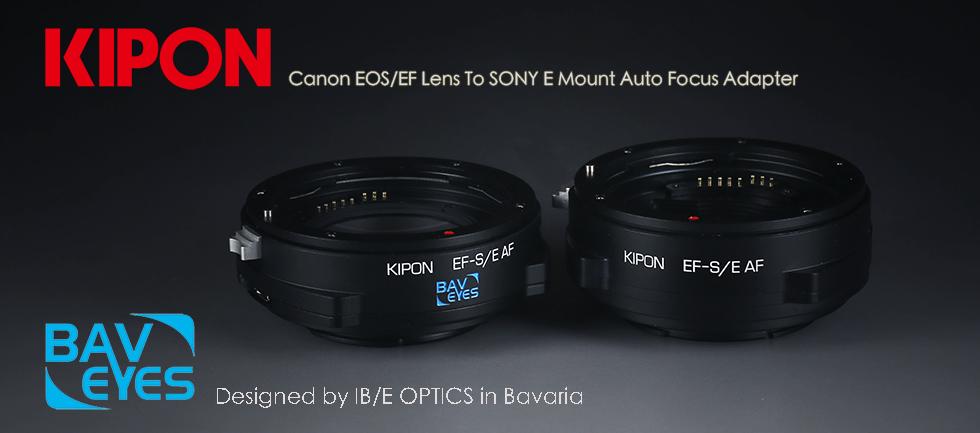 KIPON(BAV)EOS-SE AF I 980