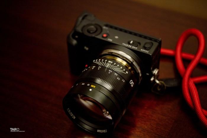 TTArtisan 50mm f/0.95 ASPH