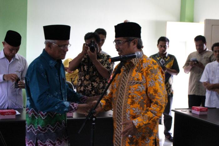 Kampus STKIP Islam Sabilal Muhtadin Banjarmasin
