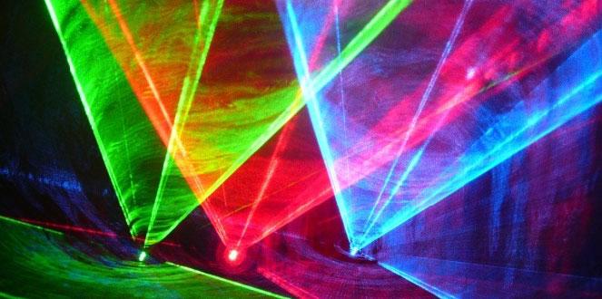 RGB Laser system