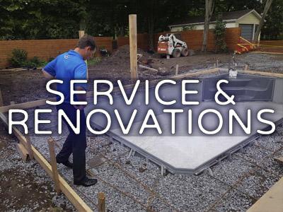 Service & renovation