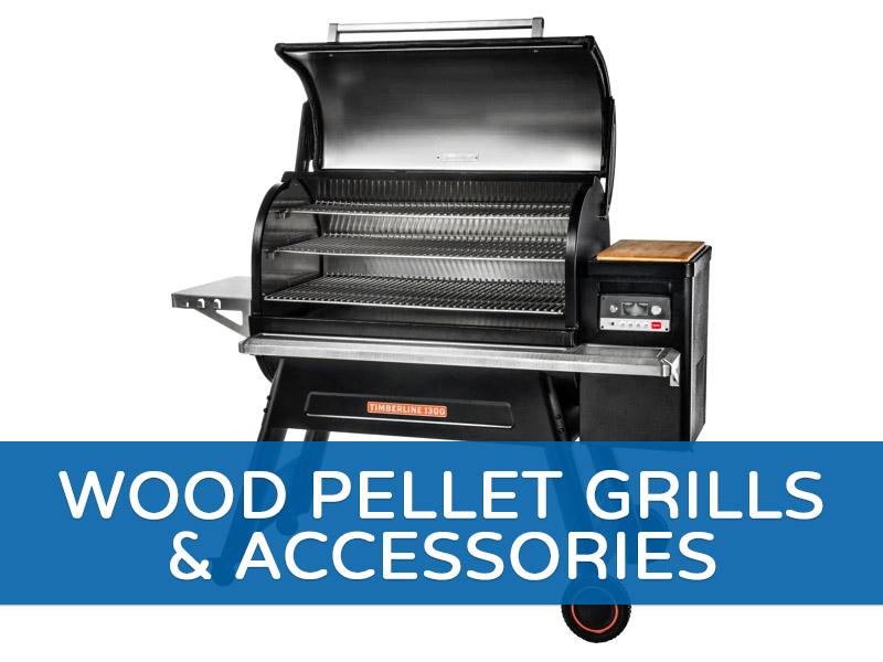 Wood Pellet Grills and Accessories