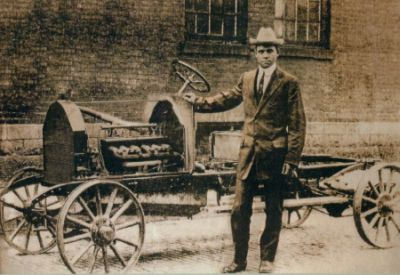 First African American Car Manufacturer