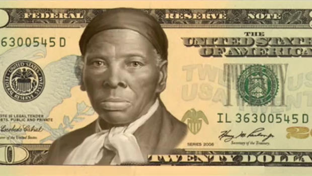 Harriet Tubman Pushes Jackson To the Back of the $20 Bill