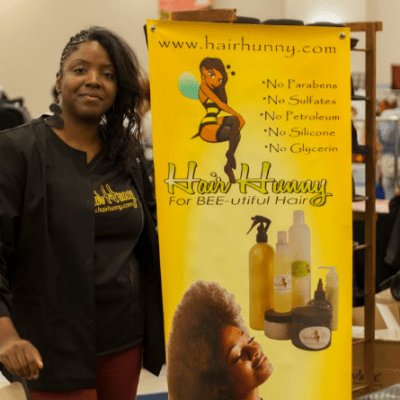 St. Louis Natural Hair & Black Culture Expo Slams It