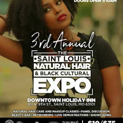 The Saint Louis Natural Hair & Black Cultural Expo