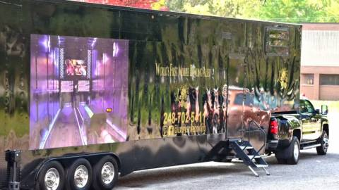 Luxury Strike Is the First Mobile Bowling Alley