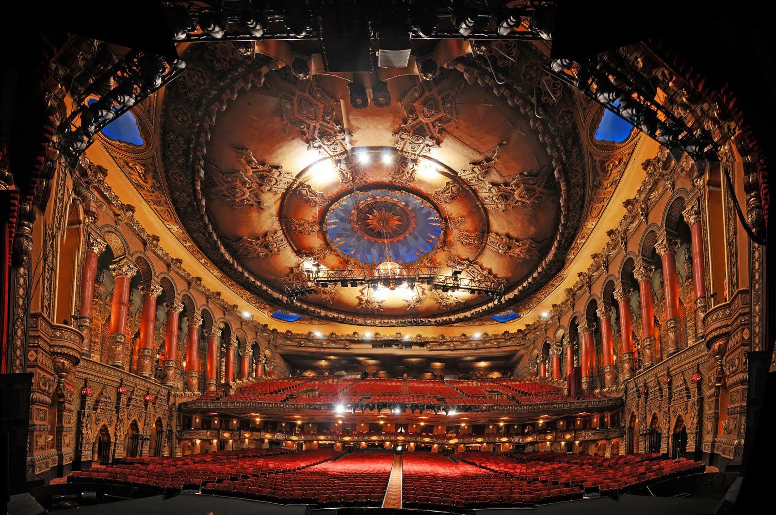 The Fabulous Fox Theatre St Louis Confidential