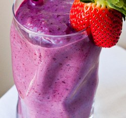 Heart-Healthy Smoothie! Blend this up- sip, and feel the love!