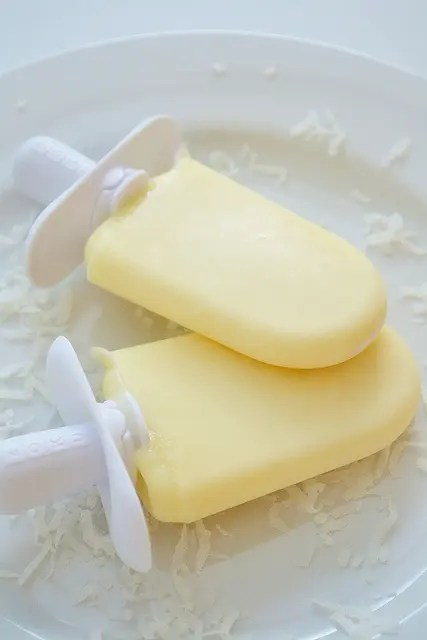 Wow, thesePineapple Coconut Popsiclesare really delicious!! It's a recipe that I willdefinitely be making again and again, and yes, again!