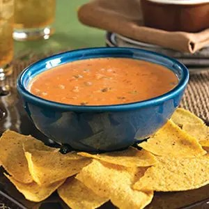 Recipe for Chili Con Queso Dip