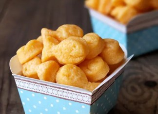 Recipe for Homemade Goldfish Crackers