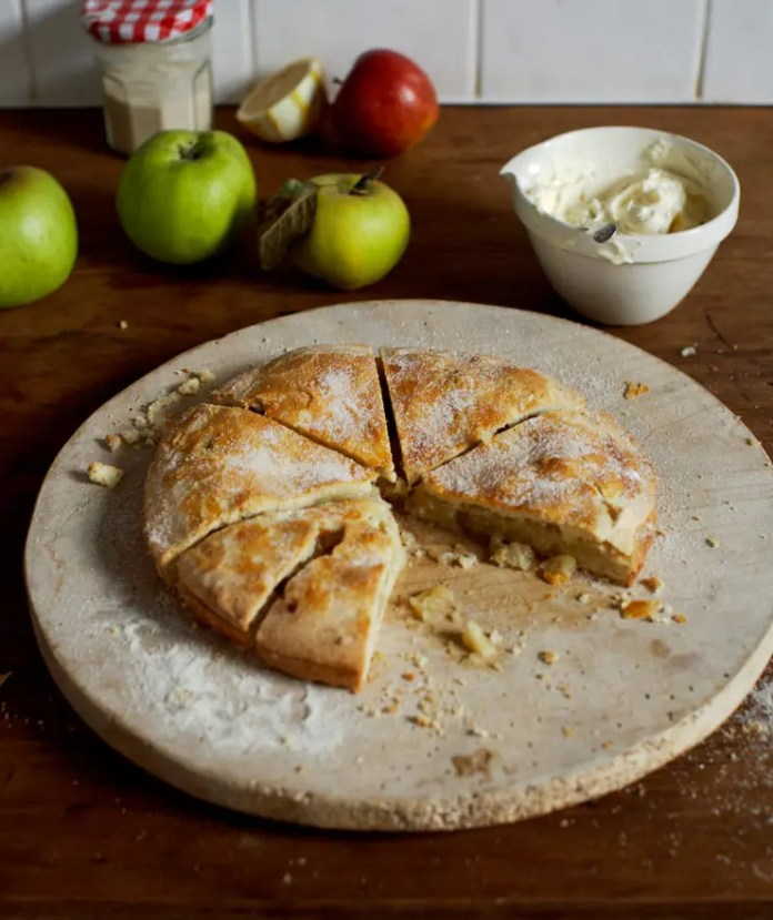 St Patrick's Day recipe: Irish apple cake recipe