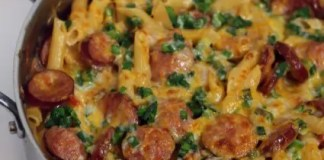 Recipe for Spicy Sausage Pasta