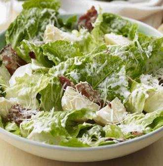 Warm Caesar Potato Salad