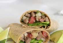 Recipe for Carne Asada Burritos