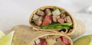 Recipe for Carne Asada Burritos