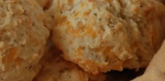 Recipe for Cheese Biscuits