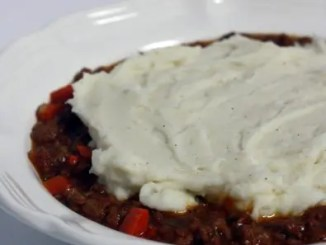 Recipe for Slow Cooker Shepherds Pie
