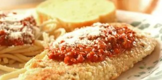 Recipe for Easy Baked Parmesan Chicken