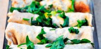Recipe for Vegan Mushroom Crepes