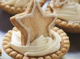 Recipe for Superstar Eggnog Tarts