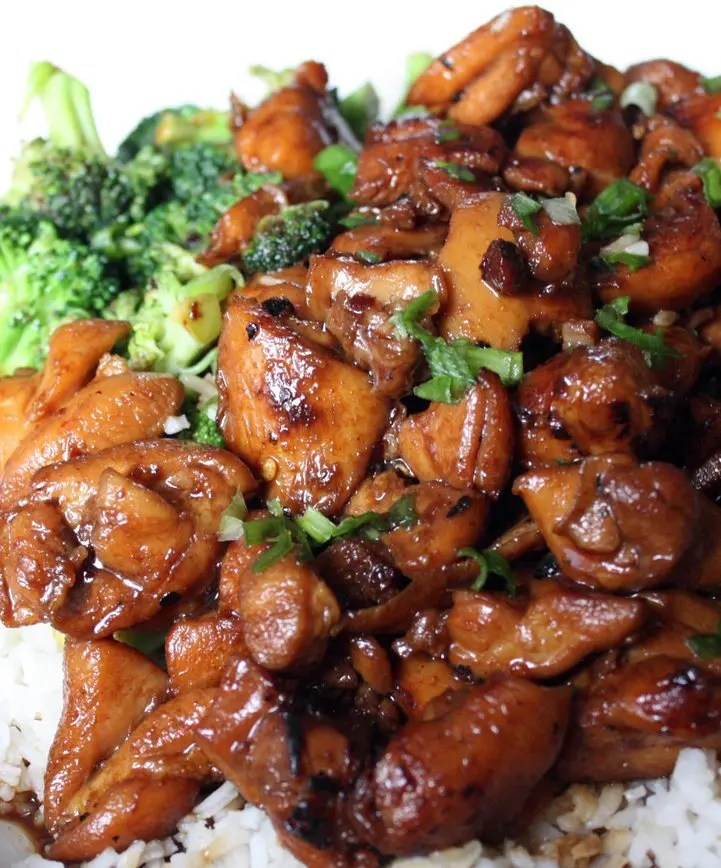 Recipe for Chicken Teriyaki
