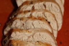 Recipe for Pork Tenderloin in an Apple Maple Brine