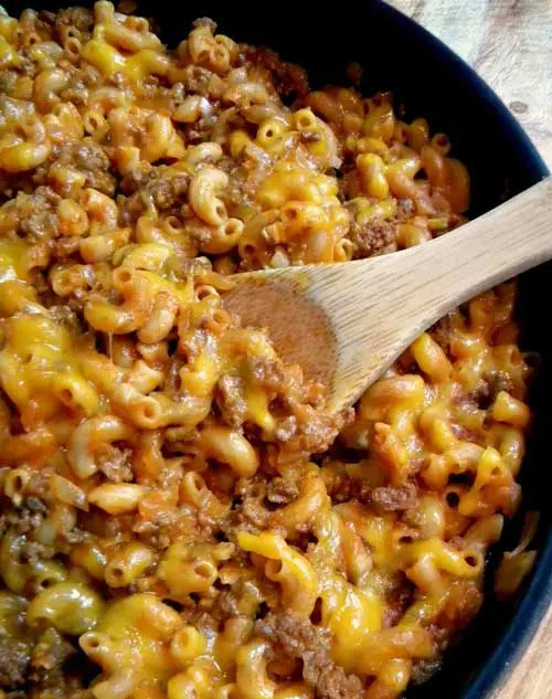Crazy Good Chili Mac