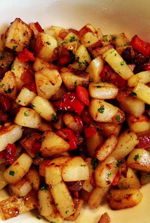 Country Breakfast Potatoes