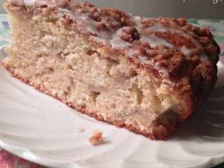 Recipe for Morning Apple Cake