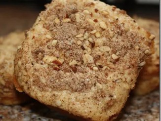 Recipe for Almond Coffee Cakes