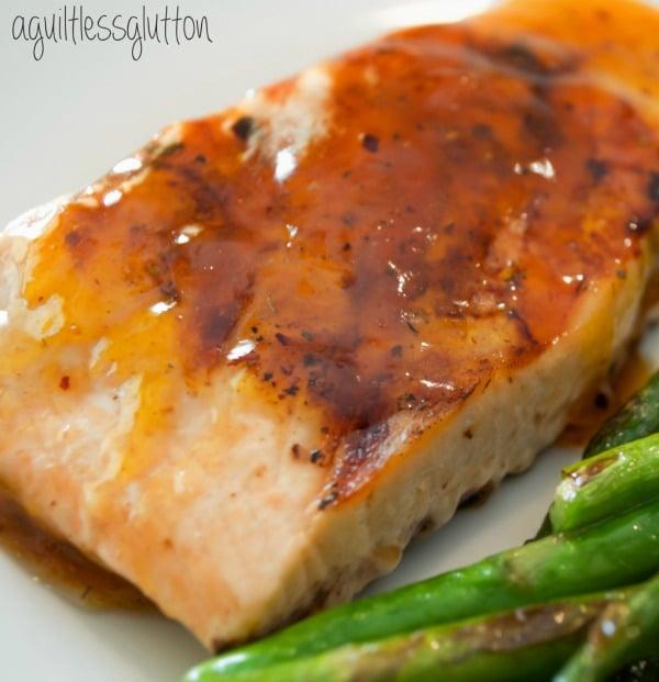 24a605f8ce10 Smokey Apricot Glazed Salmon Recipe - STL Cooks