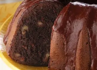 Choco-Holic Cake Recipe - Super simple, show stopping, chocoholics dessert. Chocolate, chocolate and more CHOCOLATE. This cake is rich, moist, dense, fudgy, and – as if you couldn't tell – filled with C-H-O-C-O-L-A-T-E