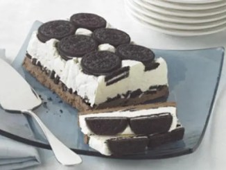 Recipe for Cookies and Cream Cake