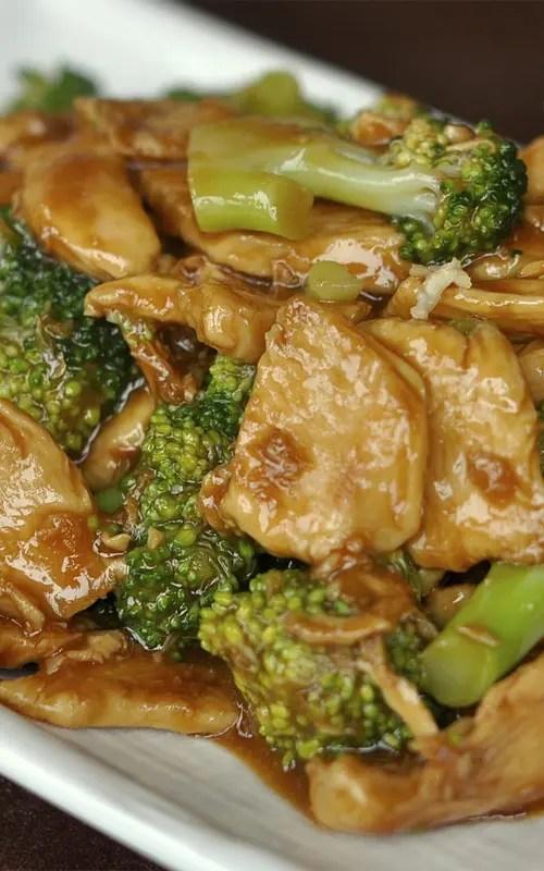 You can whip up this Chicken and Broccoli Stir Fry in almost the same amount of time that it takes to get takeout. It's easy to see why it is our most popular recipe.