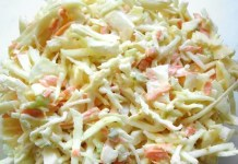 Recipe for Classic Coleslaw