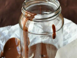 Recipe for Easy Hot Fudge and Coconut Sauce - Finally a chocolate sauce that will take away all the worry, and bridge the gap between health and food.