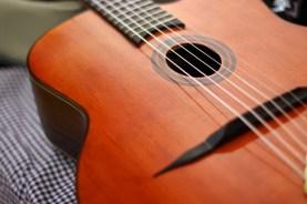 Gitan style guitar