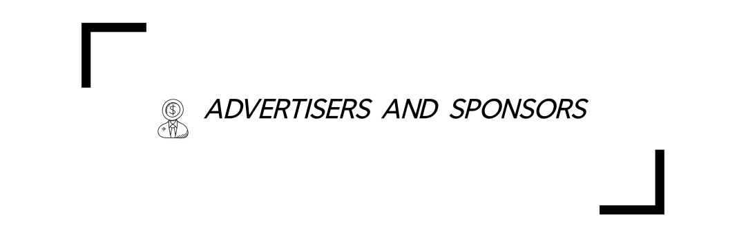Advertisers and Sponsors Featured Image