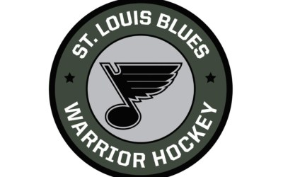 The Healing Power of Hockey. Blues Warriors take to the ice.